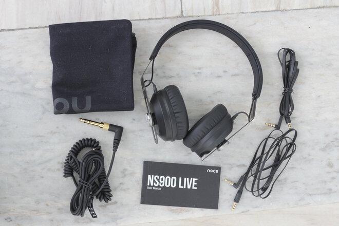 Nocs NS900 Live – tai nghe hay đến từ Thụy Điển