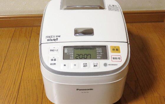 Nồi cơm điện cao tần áp suất Panasonic có tốt không? 6 lý do nên mua