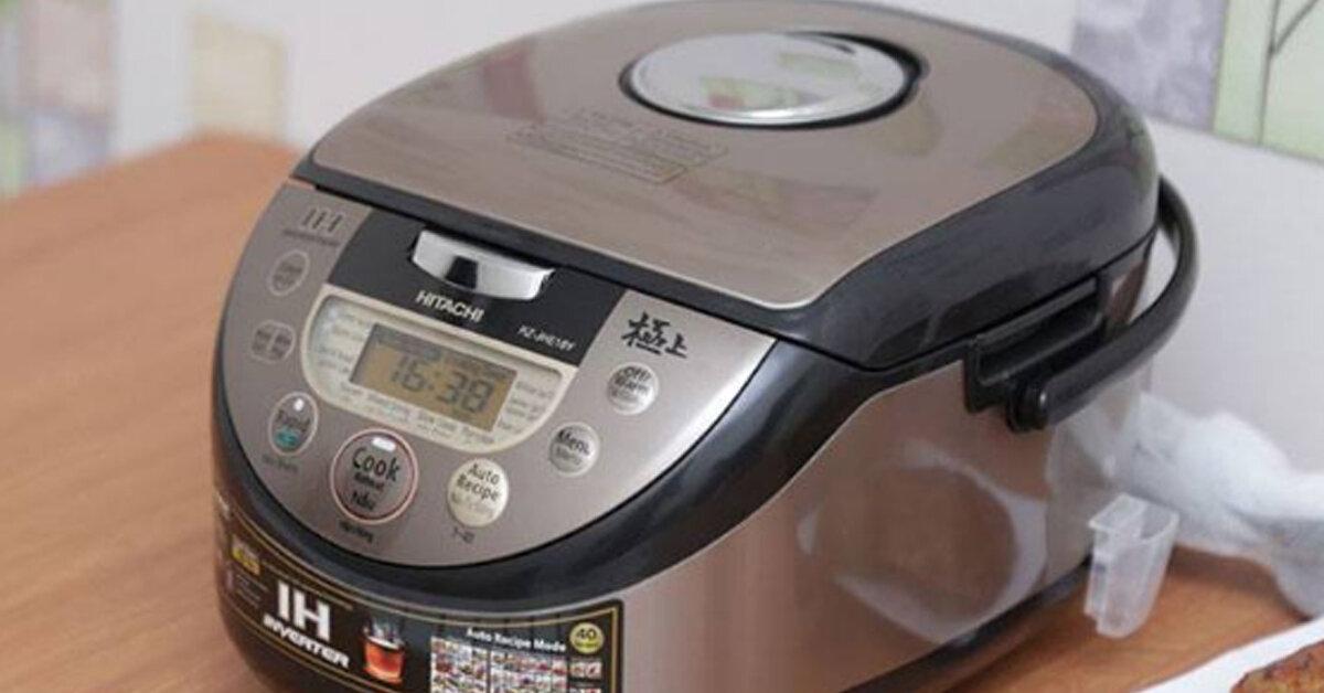 Nồi cơm điện cao tần là gì ? Nồi cơm điện cao tần Nhật có tốt không ?