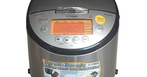 Nồi cơm điện cao tần Tiger JKT-S18W có tốt không? Giá bao nhiêu?
