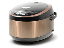 Nồi cơm điện Kangaroo KG566 phong cách Hàn Quốc có gì khác so với nồi cũ?