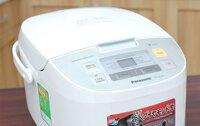 Nồi cơm điện tử Panasonic 1.8 lít SR-ZE185WRAM có tốt không, giá bán?