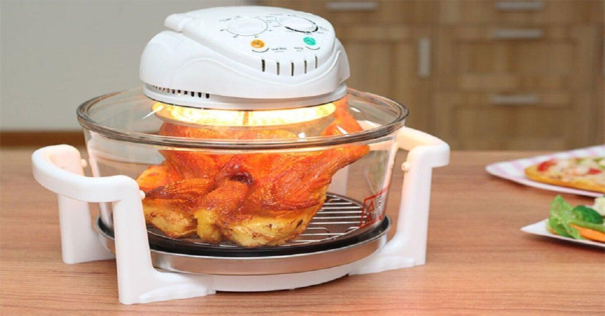 Nồi nướng thủy tinh đa năng có thể nướng bánh được không