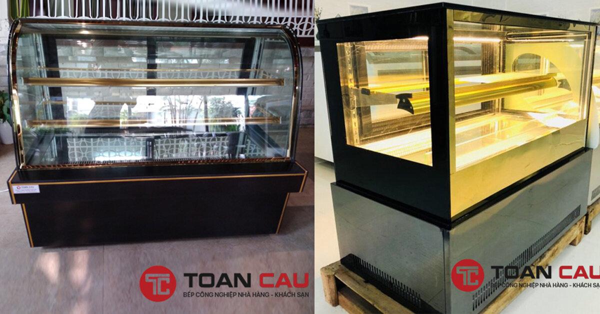 Nơi phân phối tủ trưng bày bánh kem nhập khẩu giá rẻ nhất thị trường