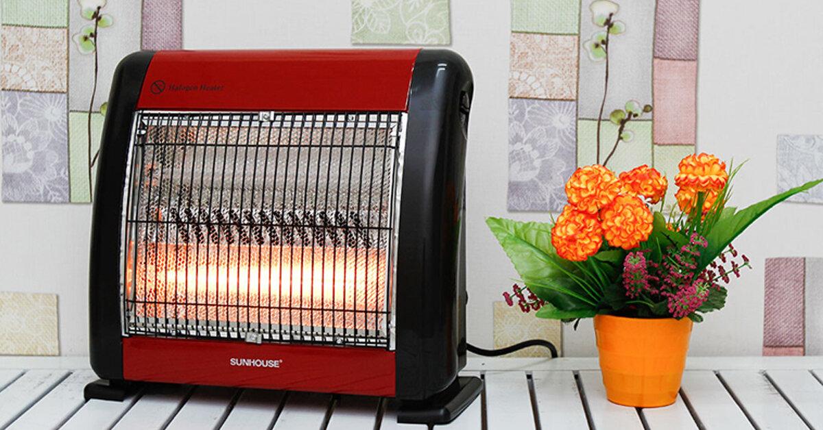 Nói quạt sưởi giá rẻ không an toàn lại tốn điện đúng hay sai ?