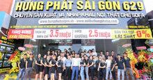 Nội thất Hưng Phát Sài Gòn – 10 năm một chặng đường hình thành và phát triển