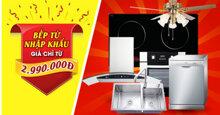 Nội Thất Kường Minh - Chuyên cung cấp phân phối thiết bị nhà bếp, phòng tắm, quạt trần đèn trang trí Hiện Đại, Thông Minh, Giá Tốt trên toàn quốc