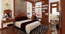 Nội thất phòng ngủ tân cổ điển: Xu hướng thiết kế thịnh hành năm 2020