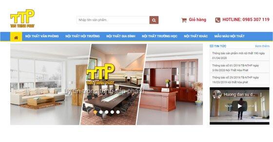 Nội Thất Tân Thịnh Phát cung cấp ghế văn phòng, ghế giám đốc chất lượng, giá tốt