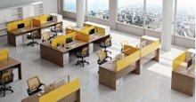 Nội thất văn phòng giá rẻ TP.HCM loại nào nên chọn?