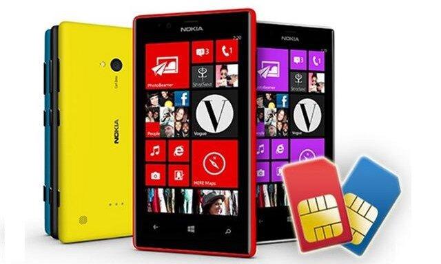 Nokia sắp trình làng smartphone 2 sim 2 sóng.