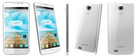 Nova U – smartphone màn hình lớn nhất của mobell