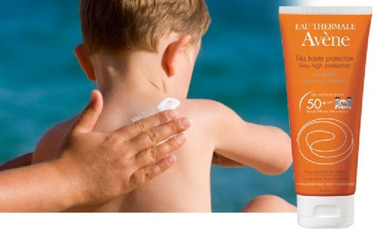 Kem chống nắng Avene emulsion dành cho da thường và da hỗn hợp