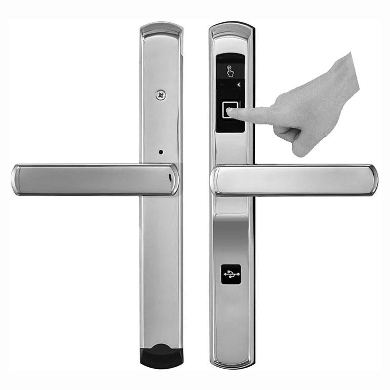 Khóa vân tay NEWNEO LMX290 - cửa Nhựa/nhôm