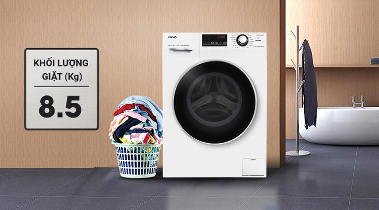 Máy giặt Aqua cửa trước