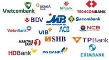 Lãi suất vay tín chấp ngân hàng nào thấp nhất hiện nay năm 2016?