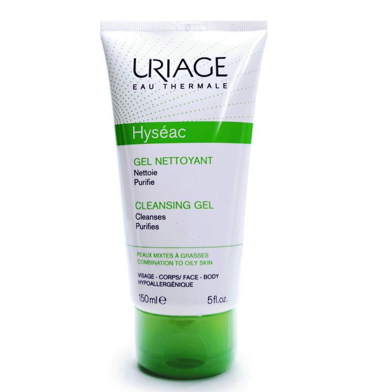 Sữa rửa mặt Uriage Hyseac Gel Nettoyant Cleansing Gel