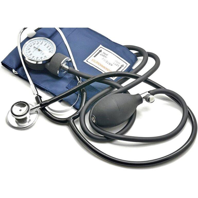 Máy đo huyết áp cơ được sử dụng phổ biến