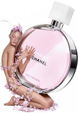 Nước hoa Chanel Chance Eau Tendre – mùi hương nữ tính, nhẹ nhàng và trẻ trung