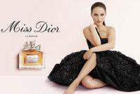 Nước hoa Miss Dior Le Parfum – nhóm hương hoa cỏ cho nàng thêm quý phái