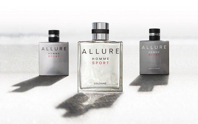 Nước hoa nam Chanel Allure Homme Sport – nước hoa thể thao mang phong cách khỏe mạnh, năng động và đầy lôi cuốn