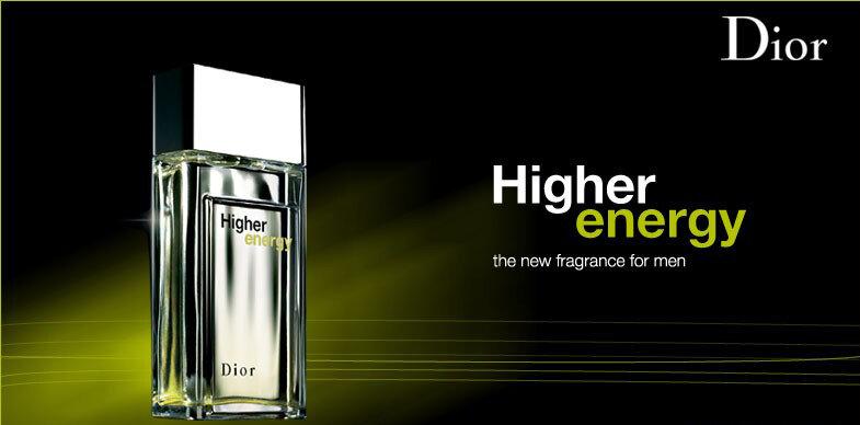Nước hoa nam Dior Higher Energy – hương gỗ thơm cho chàng thêm mạnh mẽ và năng động