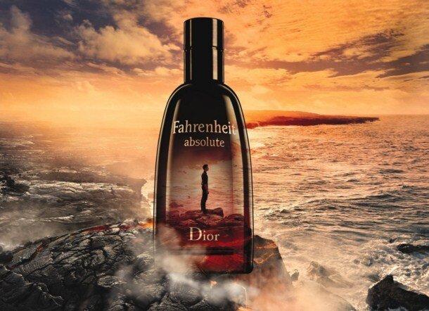 Nước hoa nam Fahrenheit Absolute Dior for Men – mùi hương nam tính, nồng nàn đầy bí ẩn