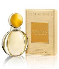 Nước hoa nữ Bvlgari Goldea Bvlgari – hương hoa cỏ Phương Đông mang phong cách sang trọng, quý phái đầy tao nhã