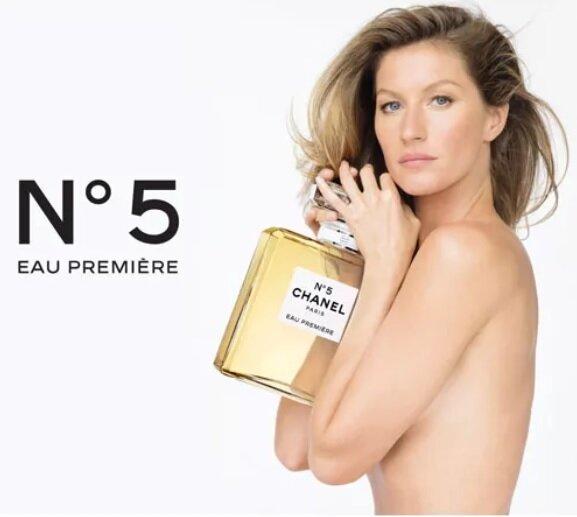 Nước hoa nữ Chanel Nº5 Eau Première – hương thơm hoa cỏ quý phái và sang trọng
