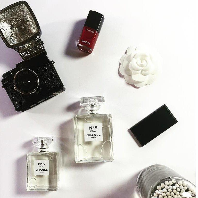 Nước hoa nữ Chanel N°5 L'Eau – mùi hương mới nhất của huyền thoại Chanel N°5
