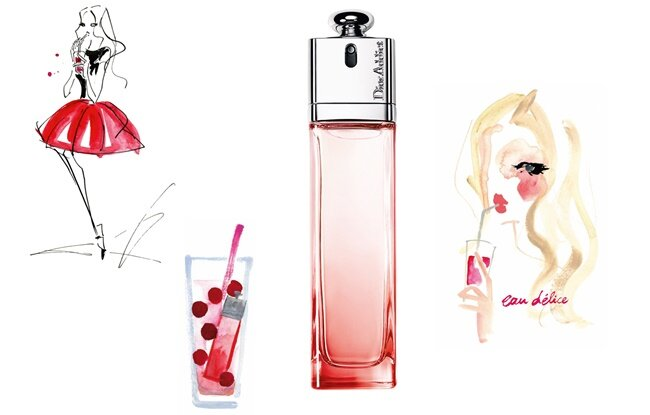 Nước hoa nữ Dior Addict Eau Delice for women – mùi hương giản dị, thuần khiết và dễ thương