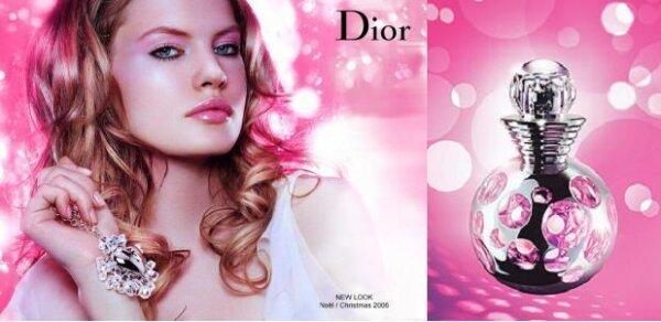 Nước hoa nữ Dior Midnight Charm – lãng mạn đầy gợi cảm