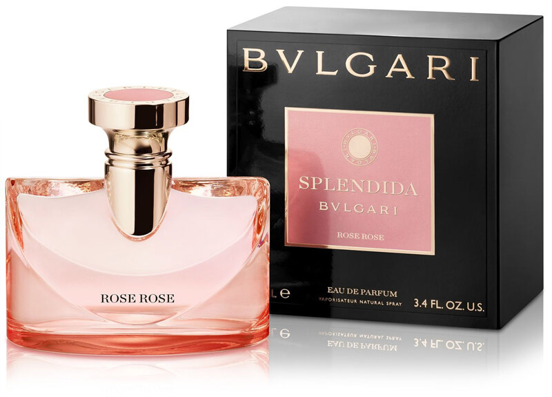 Nước hoa nữ Splendida Rose Rose Bvlgari for women – hương thơm hoa hồng cổ điển đầy lãng mạn