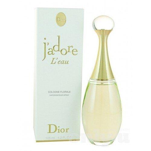 Nước hoa Pháp Dior Jadore L'eau – hương hoa cỏ nhẹ nhàng, quyến rũ