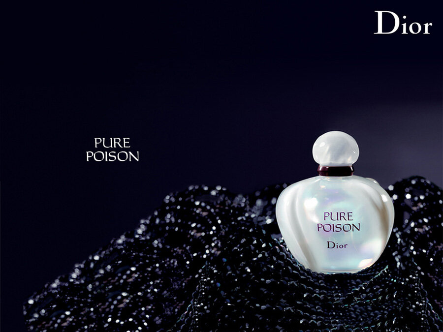 """Nước hoa Pure Poison Eau de Parfum – """"viên ngọc trai"""" lấp lánh giữa trời đêm"""