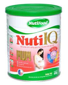 Nuti IQ Mum Gold: Nền tảng phát triển cho trẻ