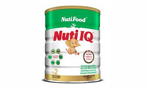 Nutifood IQ Step2 – Dinh dưỡng cho bé phát triển toàn diện