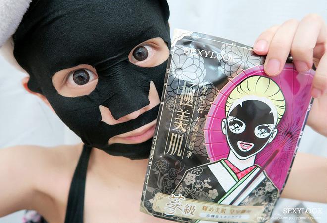 Mặt nạ Sexy Look Moisturising/Whitenning Black Mask