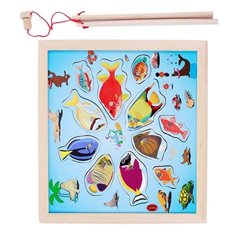 Top 5 bộ đồ chơi câu cá cho trẻ hot năm 2021