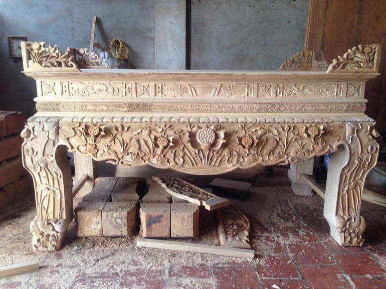 bàn thờ gia tiên