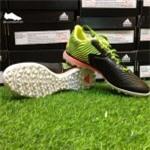 Adidas X 15.2 TF Black- Yellow- White