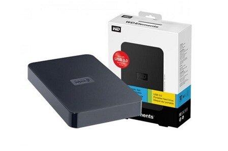 Ổ cứng cắm ngoài Western Digital Element WDBUZG0010BBK – Giải pháp cho máy tính của bạn