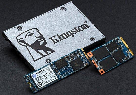 Ổ cứng SSD 120Gb Kingston có tốt không, giá bao nhiêu, mua loại nào