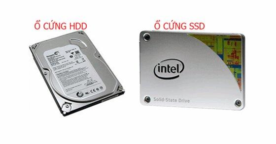 Ổ cứng SSD là gì? Ổ cứng SSD khác ổ cứng HDD như thế nào?
