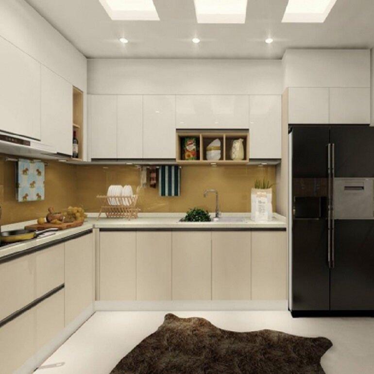 nội thất bếp sang trọng