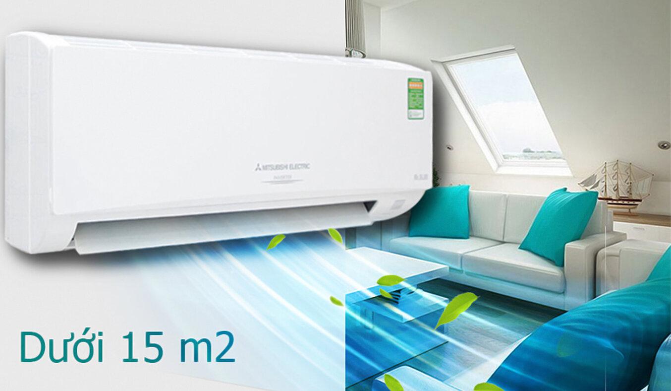 Điều hòa Mitsubishi E MS-HP25VF tiết kiệm điện năng