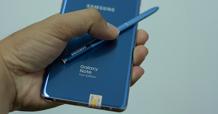 Đánh giá chi tiết điện thoại Samsung Galaxy Note FE (phần 2)