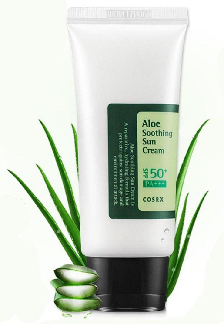 Kem chống nắng Cosrx Aloe Soothing Sun Cream