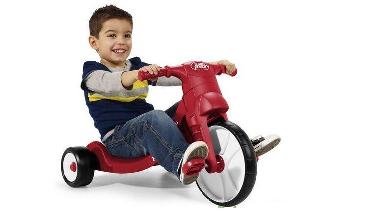 Xe đạp trẻ em 3 bánh Radio Flyer