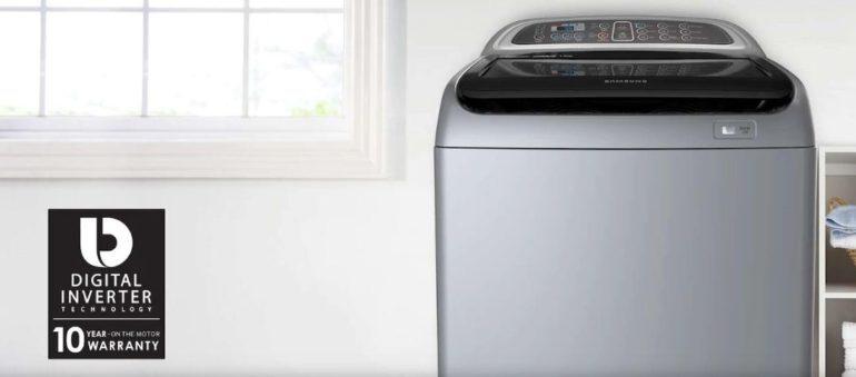 Máy giặt có khay giặt taySamsung Activ Dualwash có gì đặc biệt ?